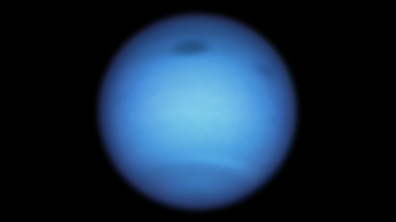 A mysterious storm on Neptune suddenly changes direction and baffles astronomers |  Science and Technology News
