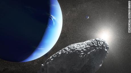 Meet Hippocamp, the new moon of Neptune