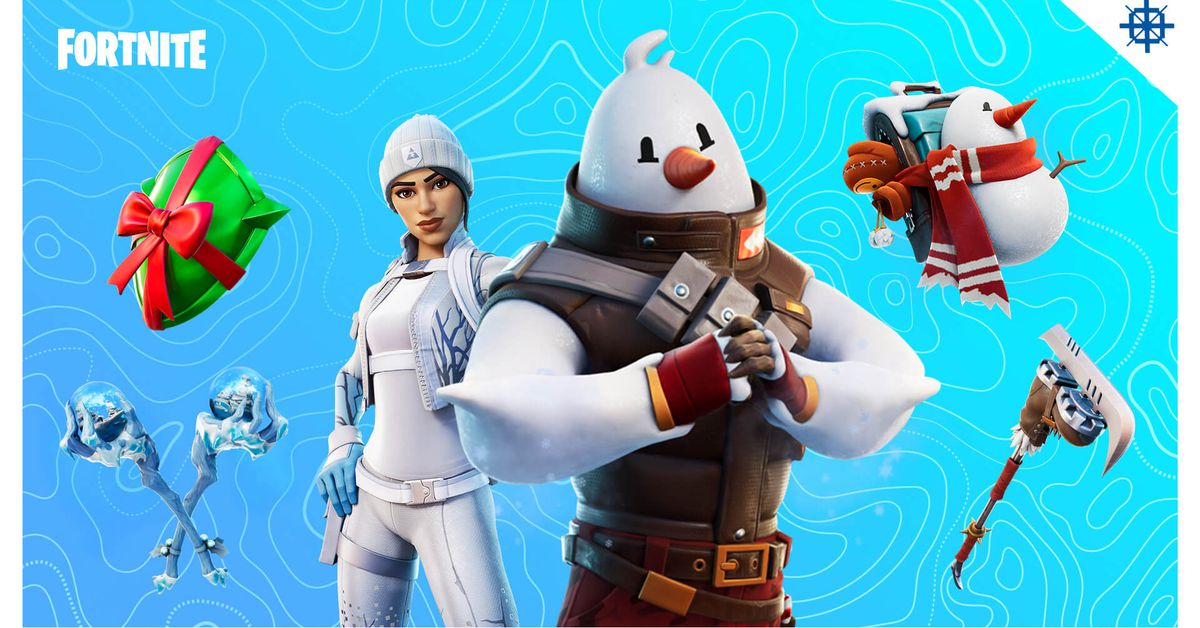 Fortnite holiday event brings planes back
