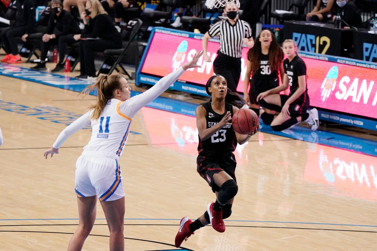 Stanford's No. 1 woman beats 10th UCLA 61-49 – CBS17.com