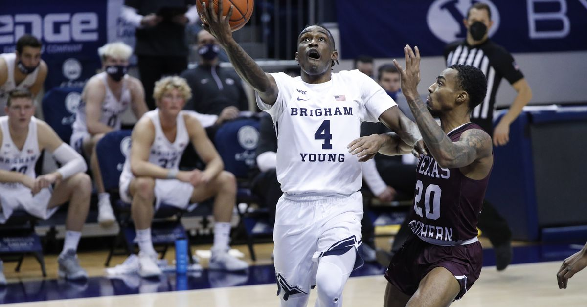 """BYU, Brandon Avert """"answers the bell"""" against South Texas, avoiding disappointment after big win over SDSU"""