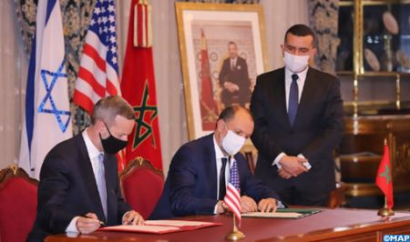 Africa's prosperity is at the center of the agreements between the USA and Morocco