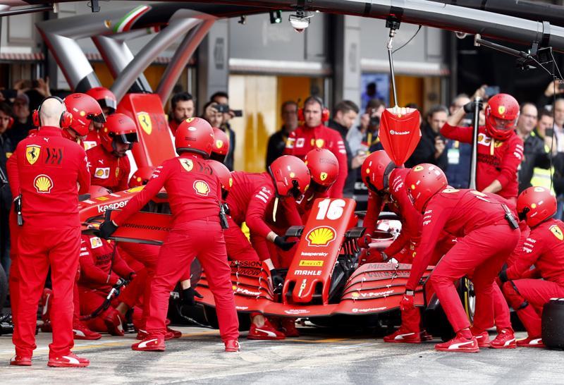 New government balance sheets, Ferrari crisis, US vote: 2020 after Covid