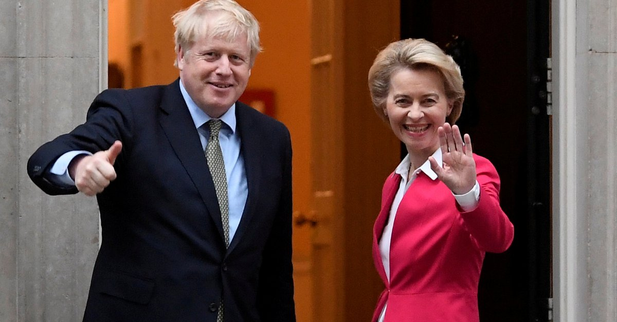 The United Kingdom and the European Union reached a trade agreement after Britain's exit from the European Union