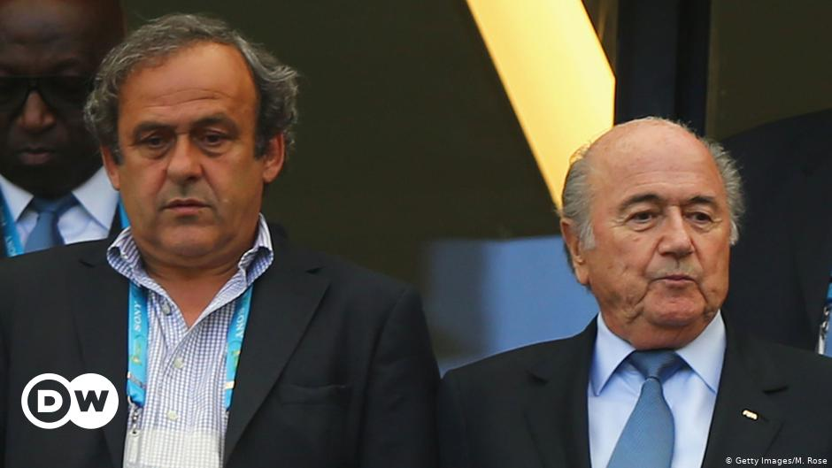 Platini and Blatter accuse of fraud in Switzerland |  Modernization of Europe  DW