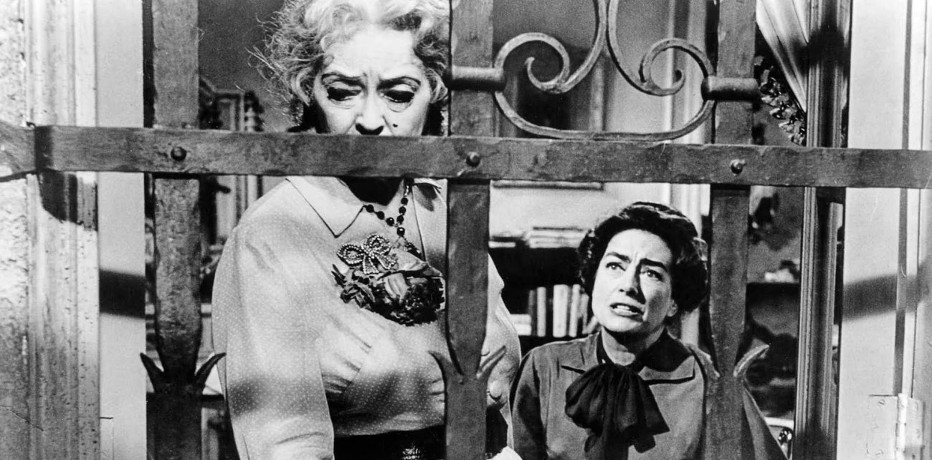 What happened to Baby Jane?  (1962) Aldrich – Review