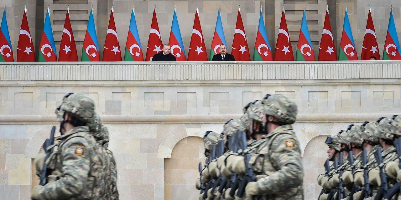 A resolute Turkey is teetering in Russia's backyard