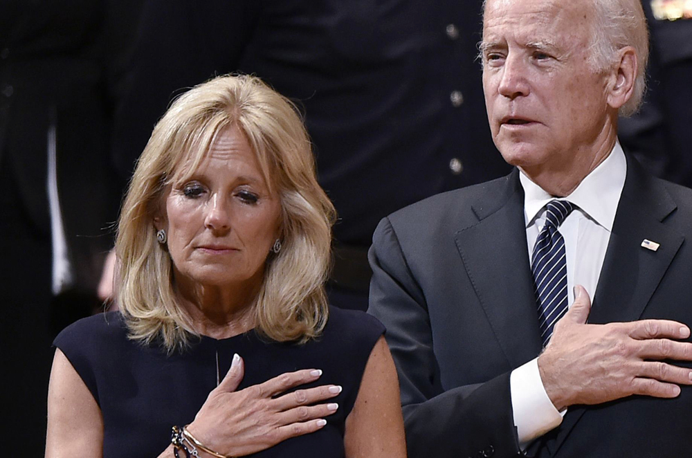 """Backlash to a Wall Street Journal editorial asking Jill Biden to drop the word """"Dr."""""""
