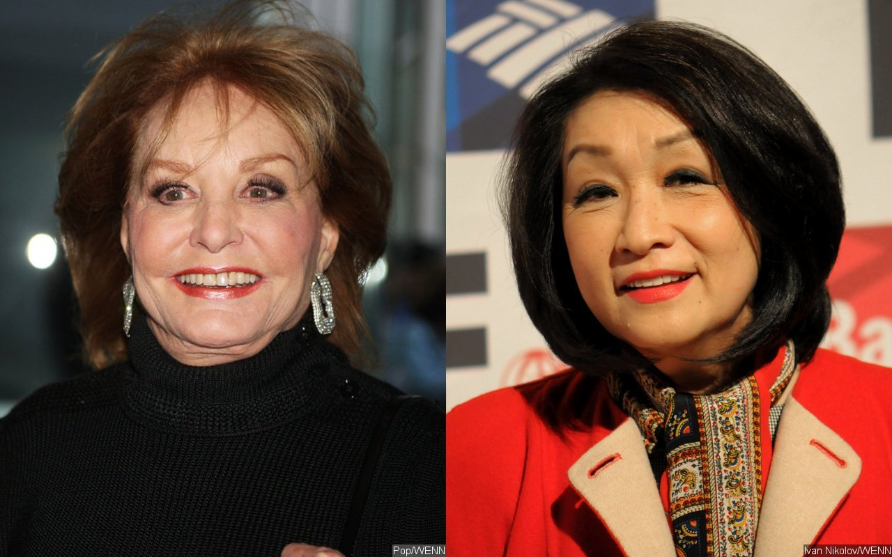 Barbara Walters' squad is back again after Connie Chung was killed in their last rivalry