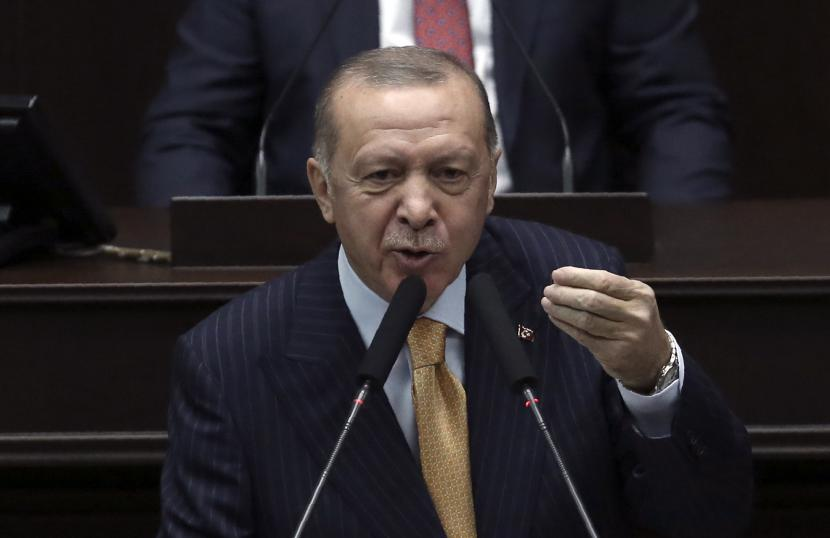Behind the signal, Erdogan is opening ties with Israel