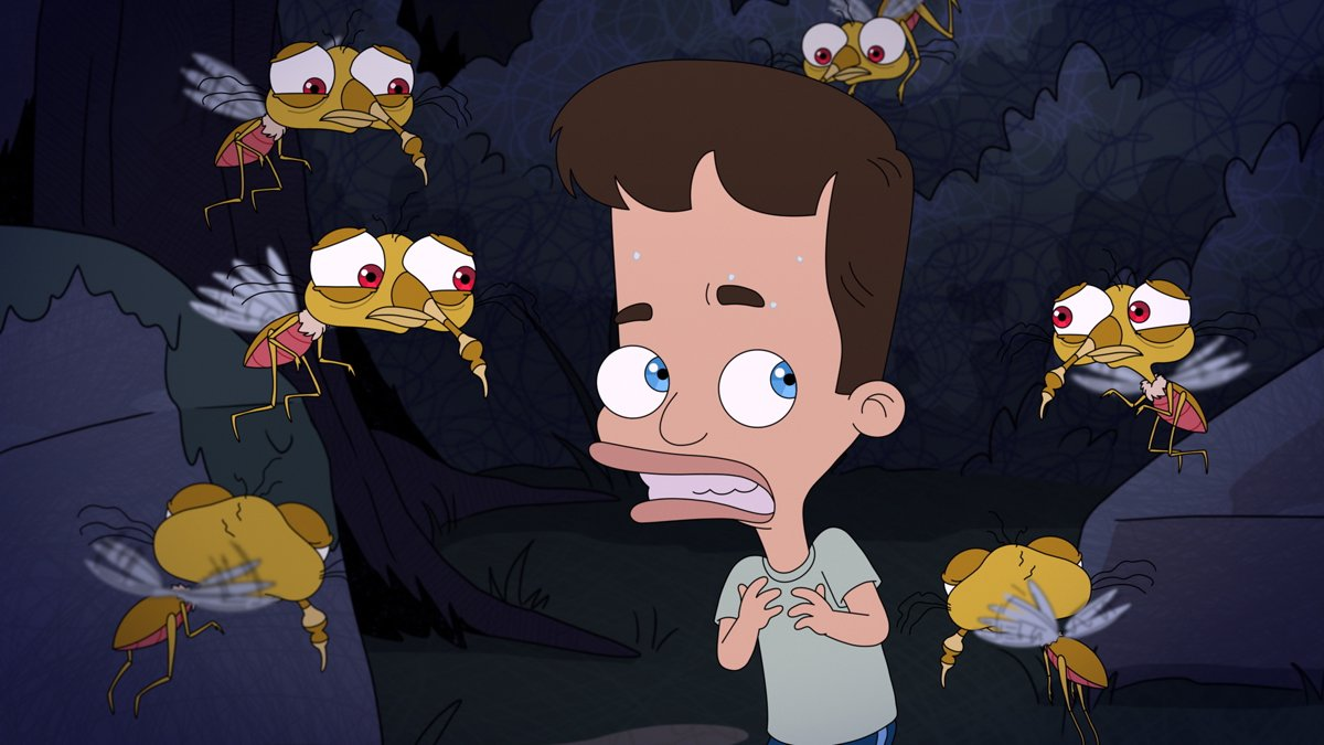 Big Mouth Season 4 review: Anxiety bug strikes
