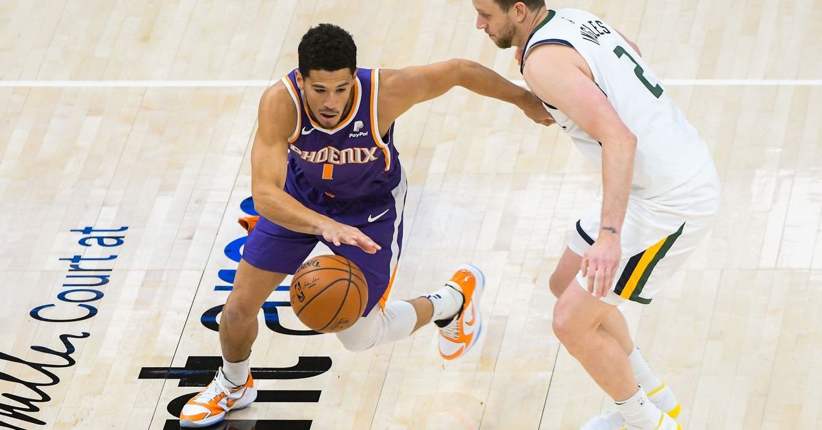 Bottom line: jazz defeated the Phoenix Suns again in a more dominant way
