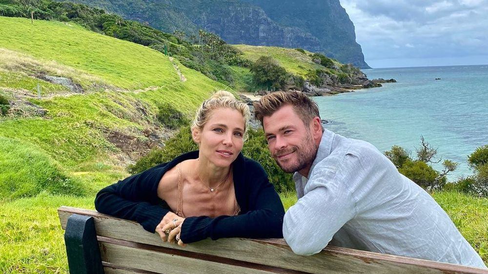 Chris Hemsworth and Elsa Pataky, Luxury Adventurers Lost in Australia    People