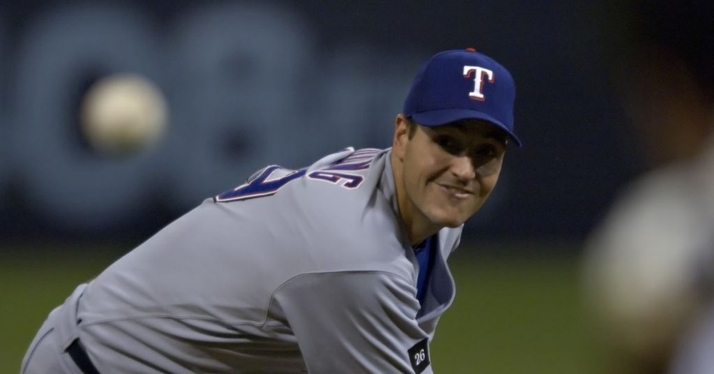 Rangers name former pitcher Chris Young new general manager