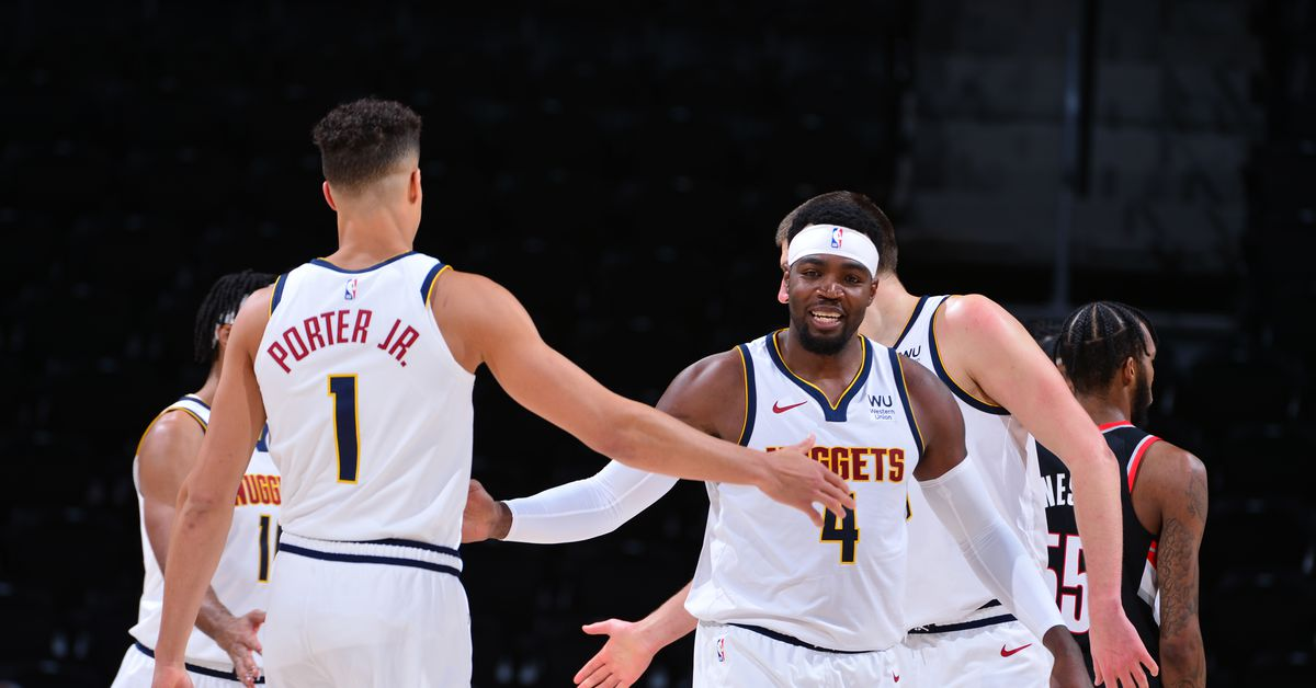 Conclusion: Nuggets roll Trail Blazers 126-95 on their first mile against one another