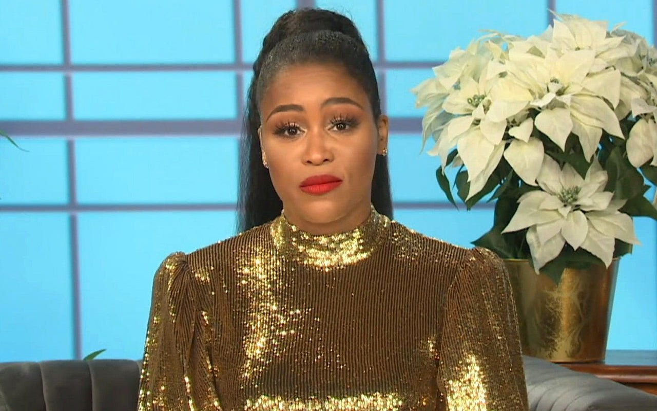 Eve fights her tears over the sweet homage to 'The Talk' Co-Stars during the final episode