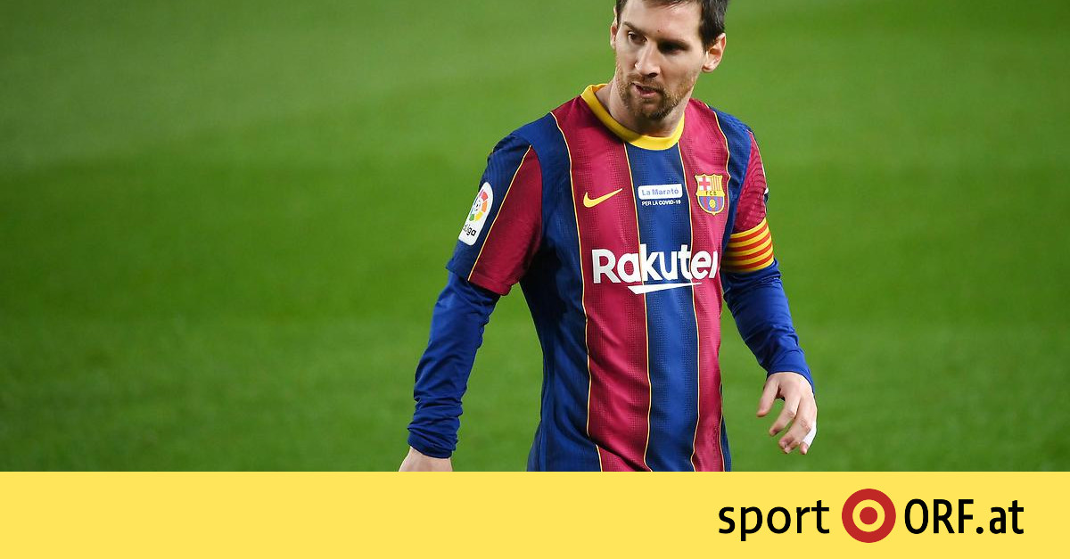 Football: USA as an option: Messi leaves the future open