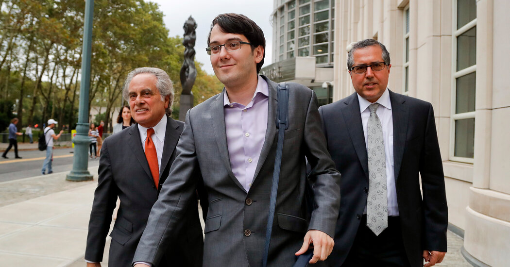 Former Bloomberg reporter Kristi Smith who covered Martin Shkreli reveals his relationship with him