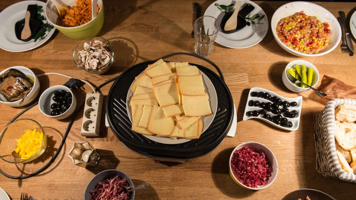 Raclette: Get rid of your home odor quickly with home remedies