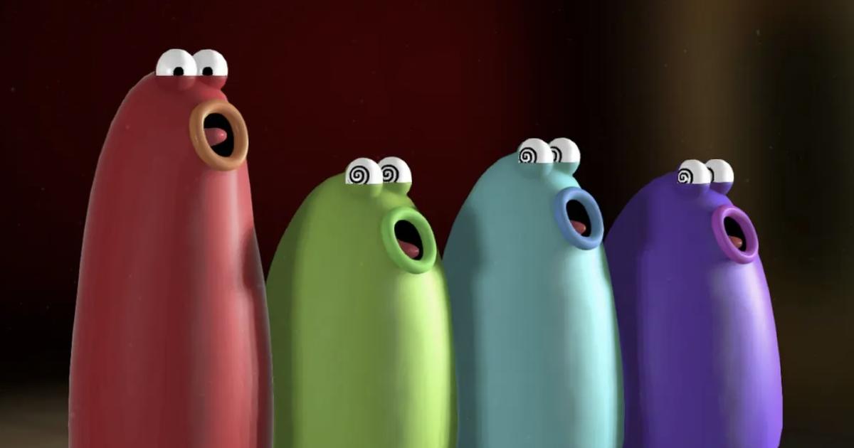 Google's Blob Opera lets anyone easily compose a beautiful melody