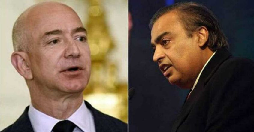 Governmental Digibox instead of Google Drive;  All you need to know about India's flagship project |  Amazon |  Jeff Bezos |  Google |  Technique
