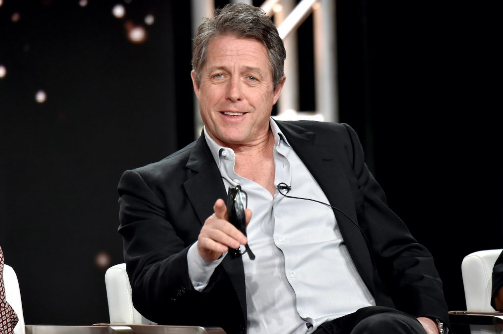Hugh Grant in The Undoing didn't want to film that iconic first scene in Love Actually