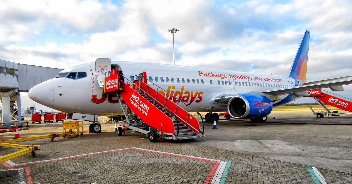 Jet 2 Belfast flight to Gran Canaria was forced to divert due to 'broken passenger'