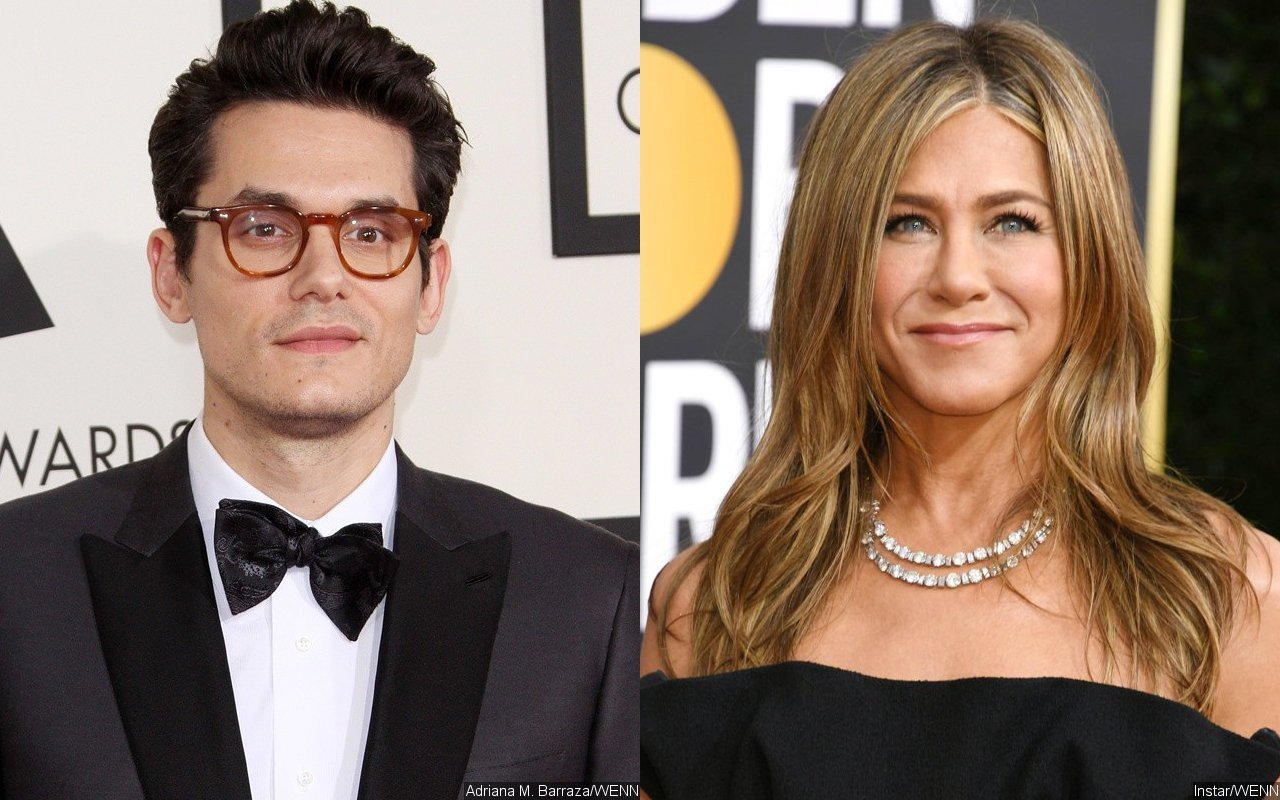 John Mayer snapped adorable photos of Jennifer Aniston after 11 years of split
