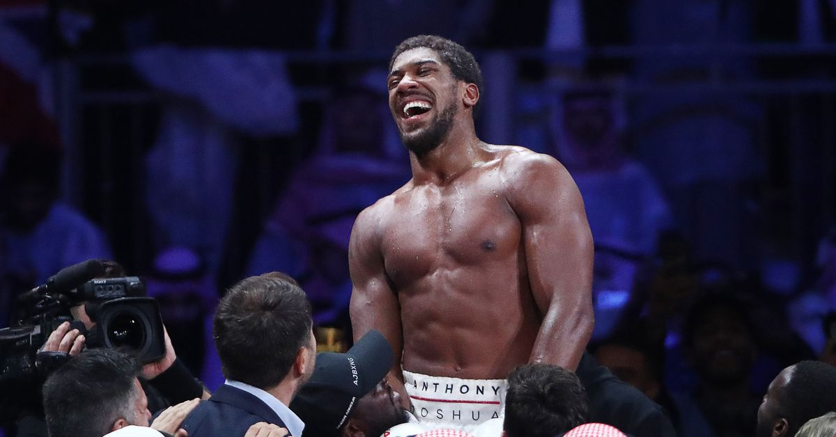 Joshua vs Pulev TV's schedule: How to watch title fight, start time, bottom card information, and more