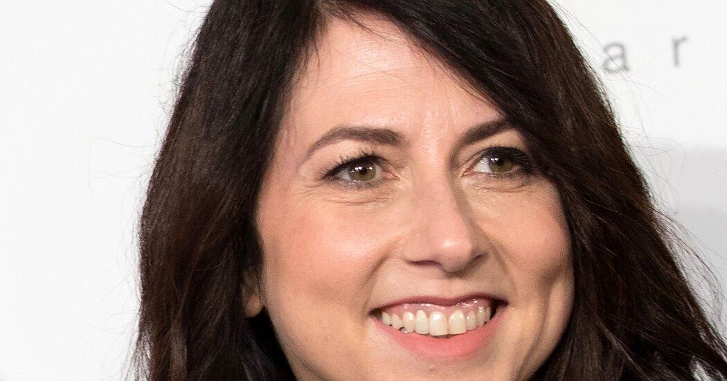 MacKenzie Scott Announces $ 4.2 Billion In Charitable Tender