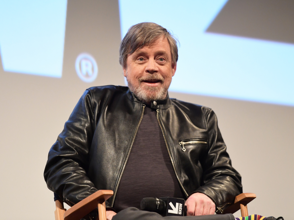 Mark Hamill responded on Twitter after the Mandalorian season ended