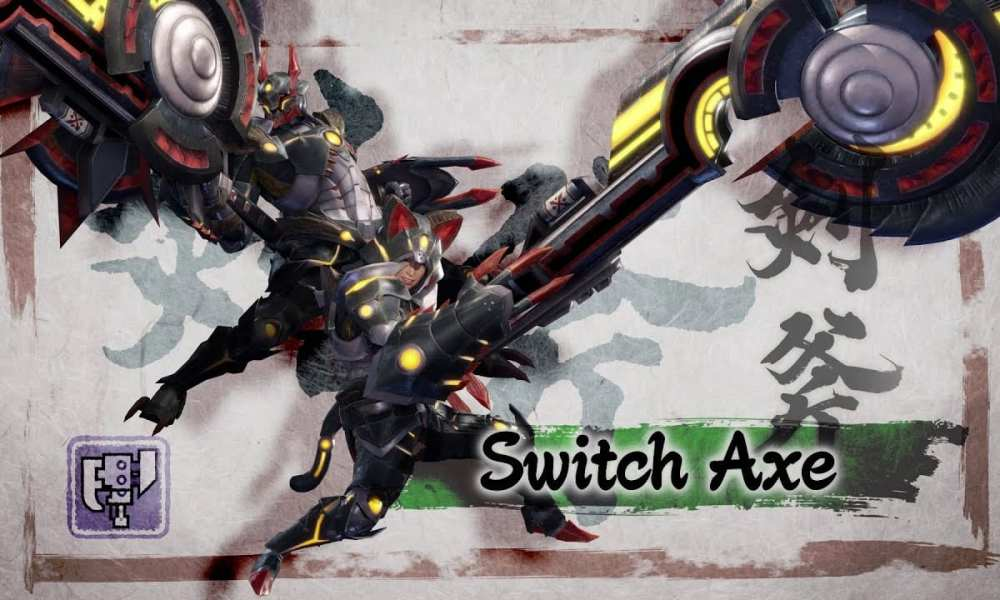 Monster Hunter Rise gets new trailers featuring Great Sword and Switch Ax