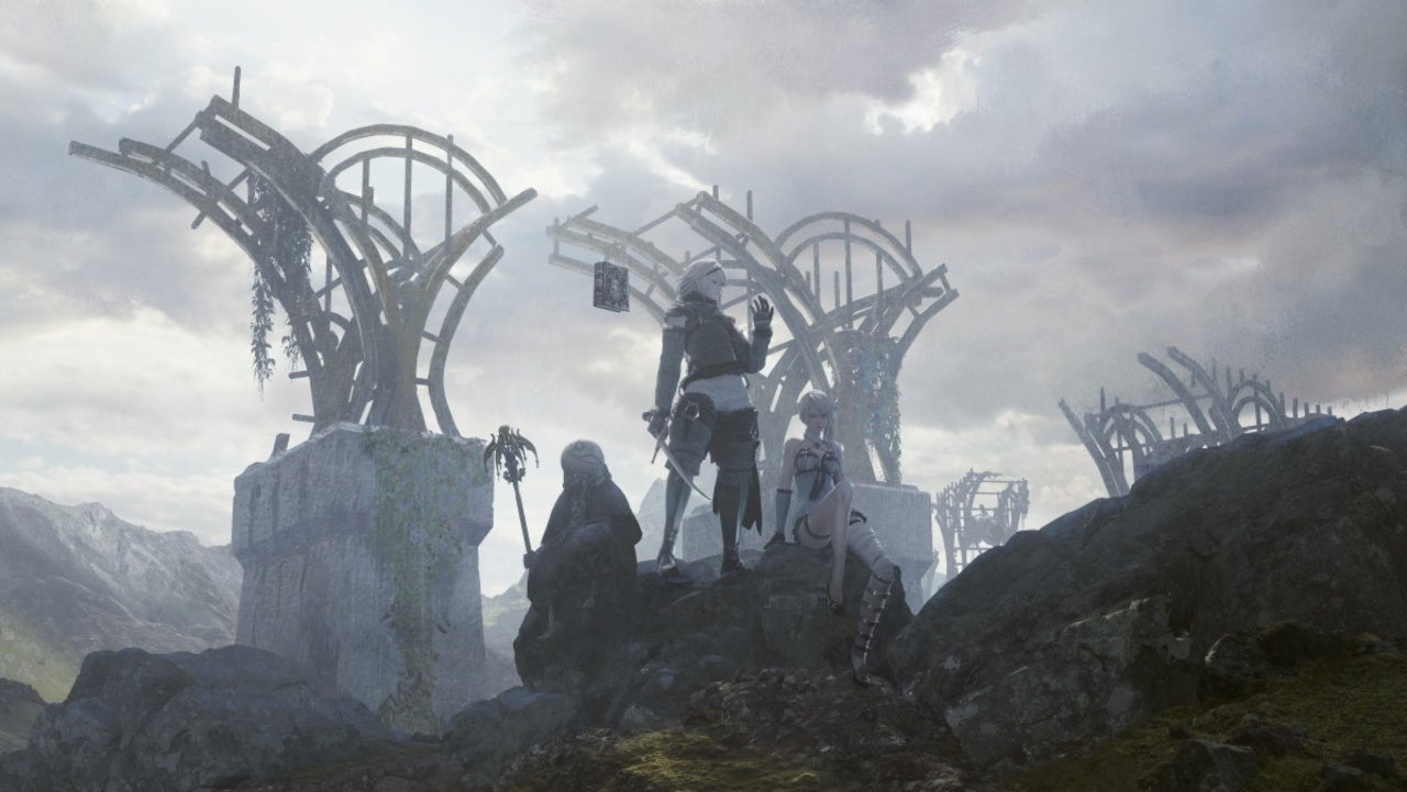 Nier Replicant unveils a new trailer at the game's awards ceremony