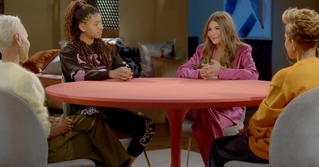 Olivia Jade on Red Table Talk: Five Ready Meals