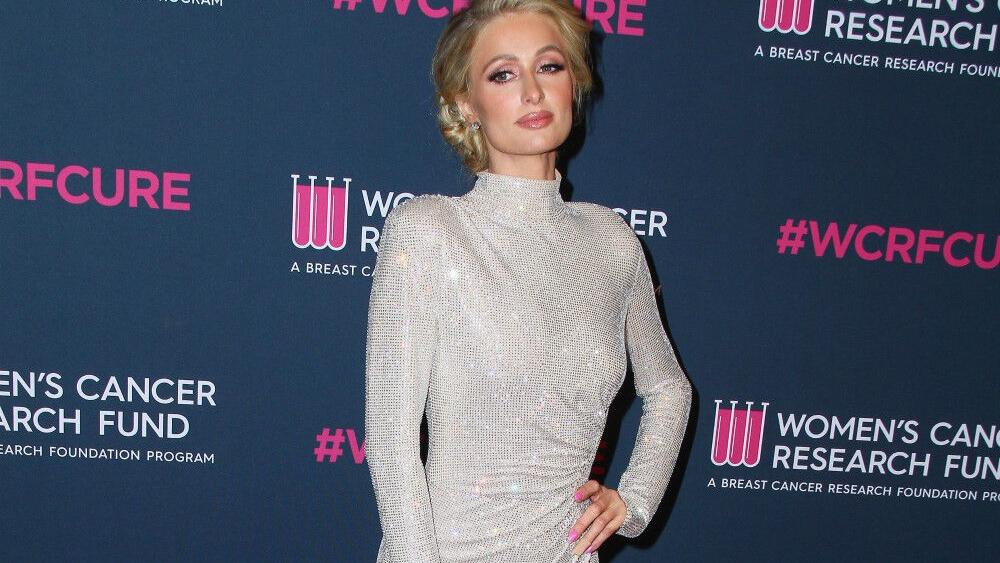 """Paris Hilton gushing over Carter Ryum: """"I love you forever, my twin flames"""" 