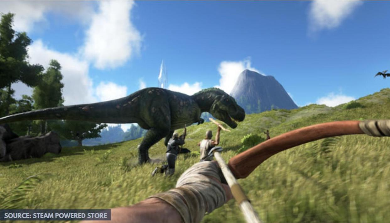 Patch notes for ARK 2.43 update bring exclusive items and new content from Genesis 2 Chronicles