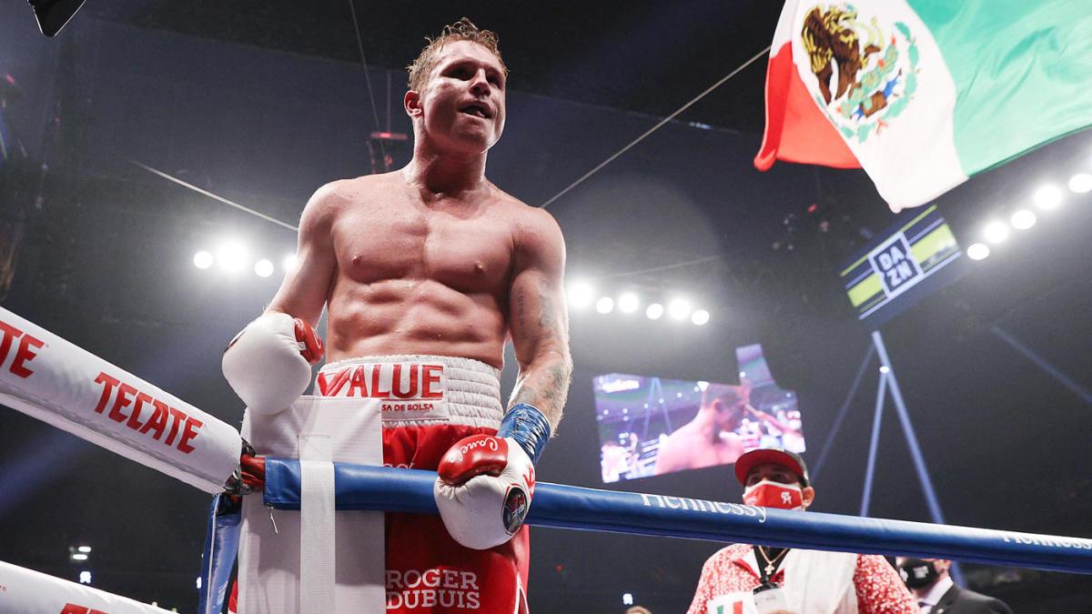 Results of Canelo Alvarez's fight against Calum Smith, Highlights: Alvarez won two 168-pound titles with a decision.