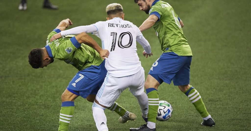 Loons surrender two-goal lead, fall to Seattle in Western Conference final
