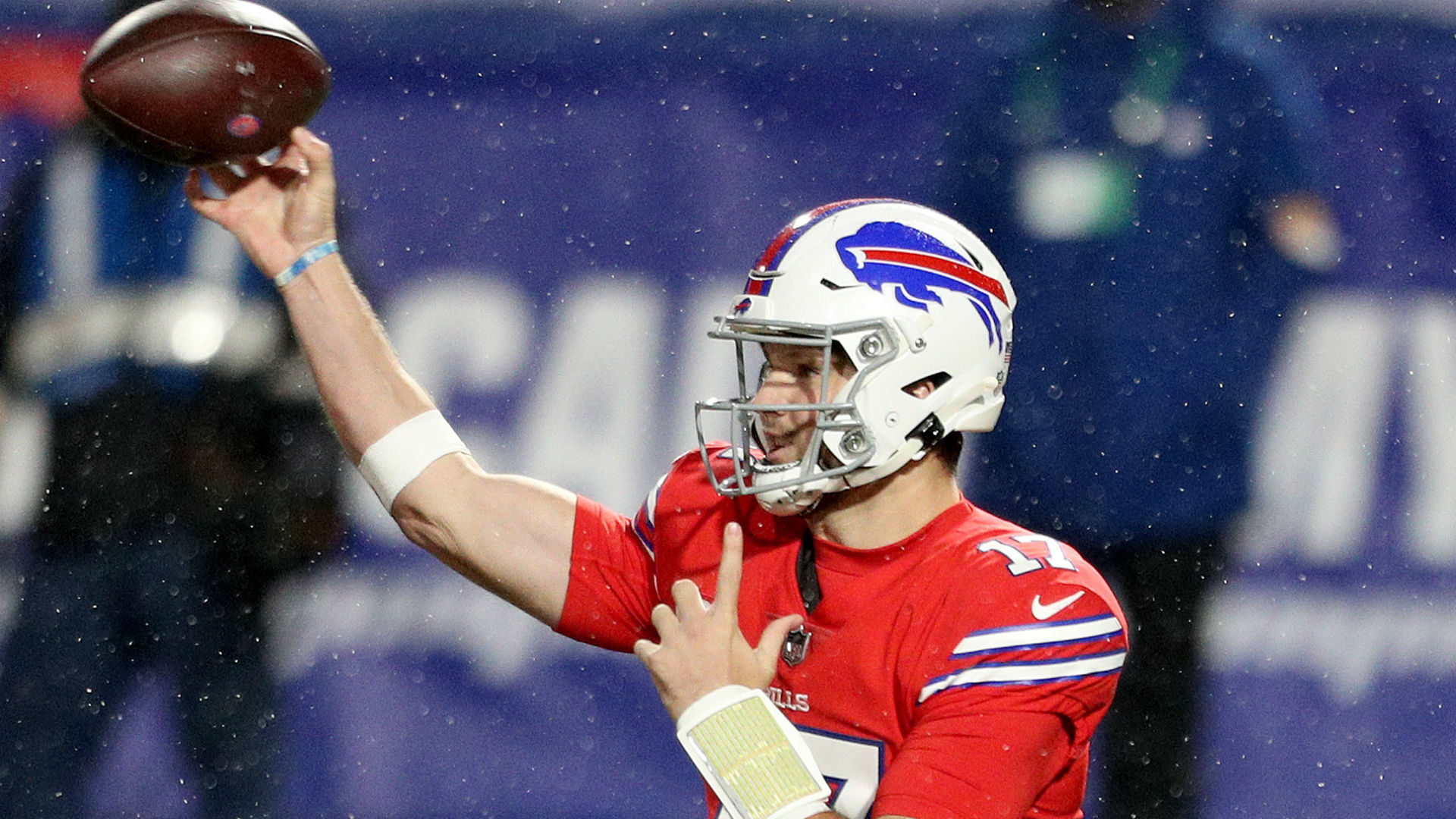 Steelers vs. Bills Score, Scores: Buffalo Rallies around Transitions, Josh Allen rushes the second half