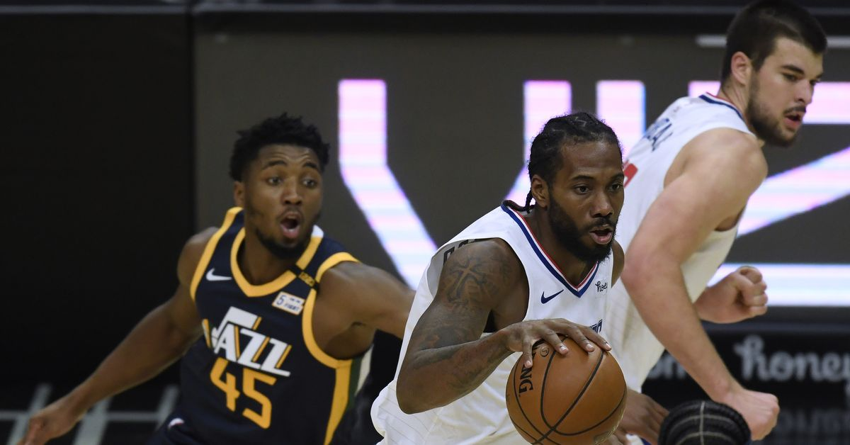 The Los Angeles Clippers concluded their pre-season with a 125-105 loss to the Utah Jazz