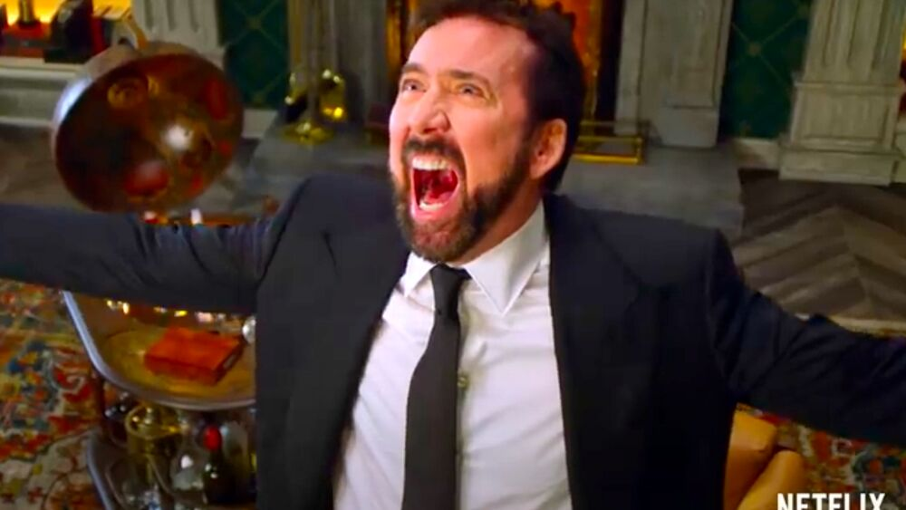 The Netflix Show Trailer Has Been Released With Nicolas Cage