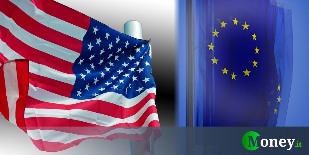 The United States (again) against Europe, increasing tariffs