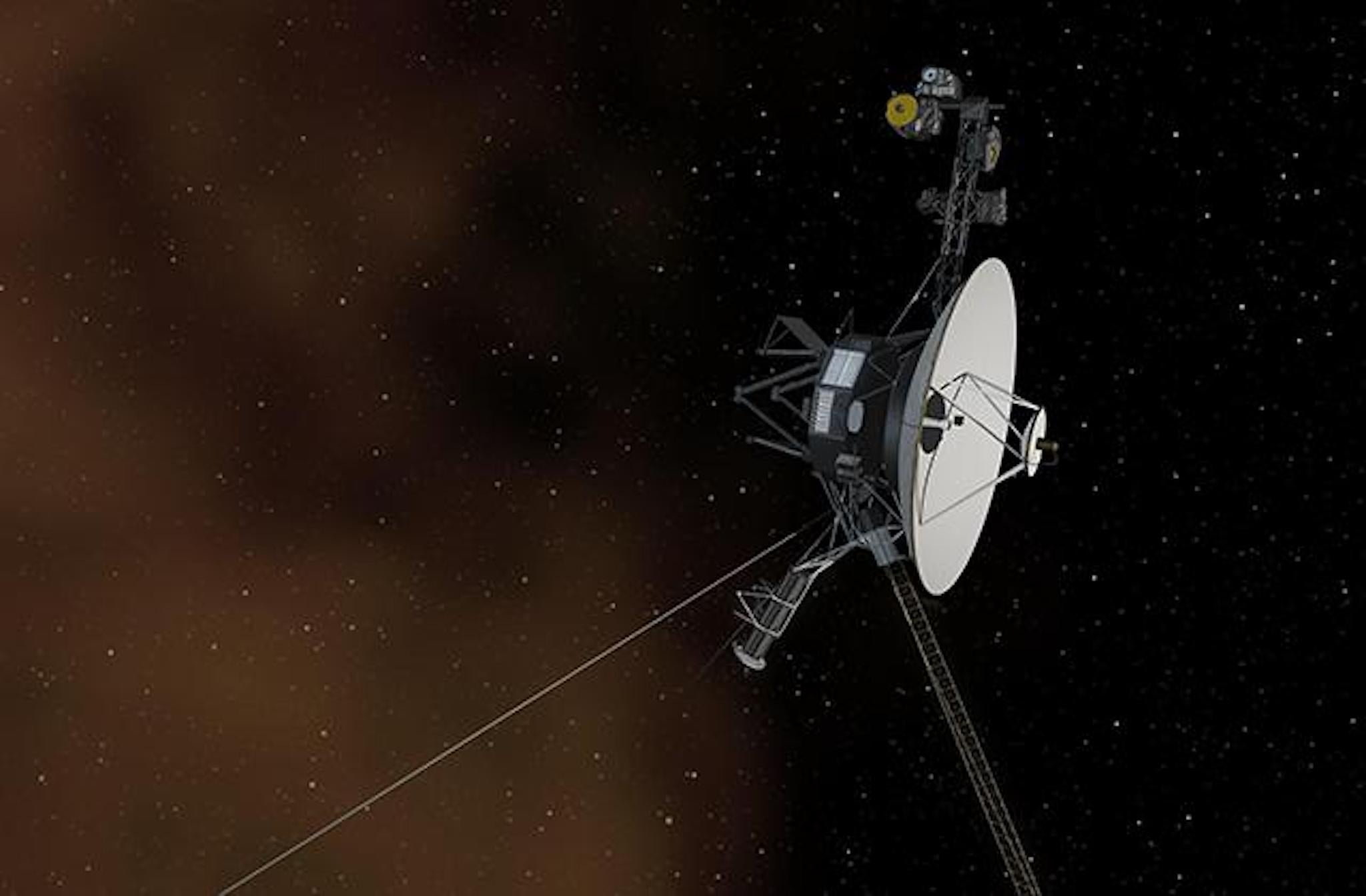 """The Voyager spacecraft is finding completely new """"unique physics"""" outside the Solar System"""