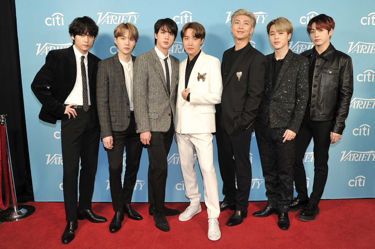 Time Magazine Picks BTS Best Artist of the Year |  KLRT