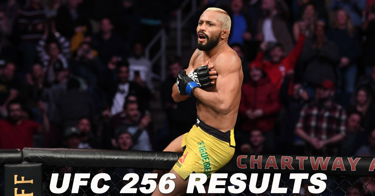 UFC 256 Live Scores, Gameplay Updates for 'Figueiredo vs Moreno'