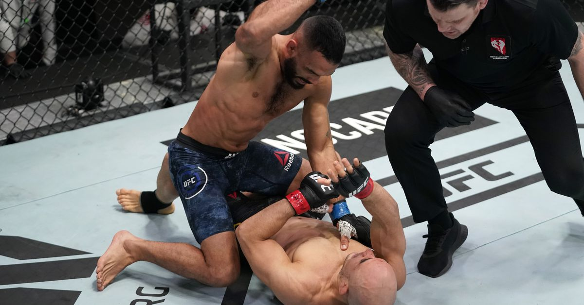 UFC Vegas 17: Rob Font demolishes Marlon Moraes with a knockout in the first round