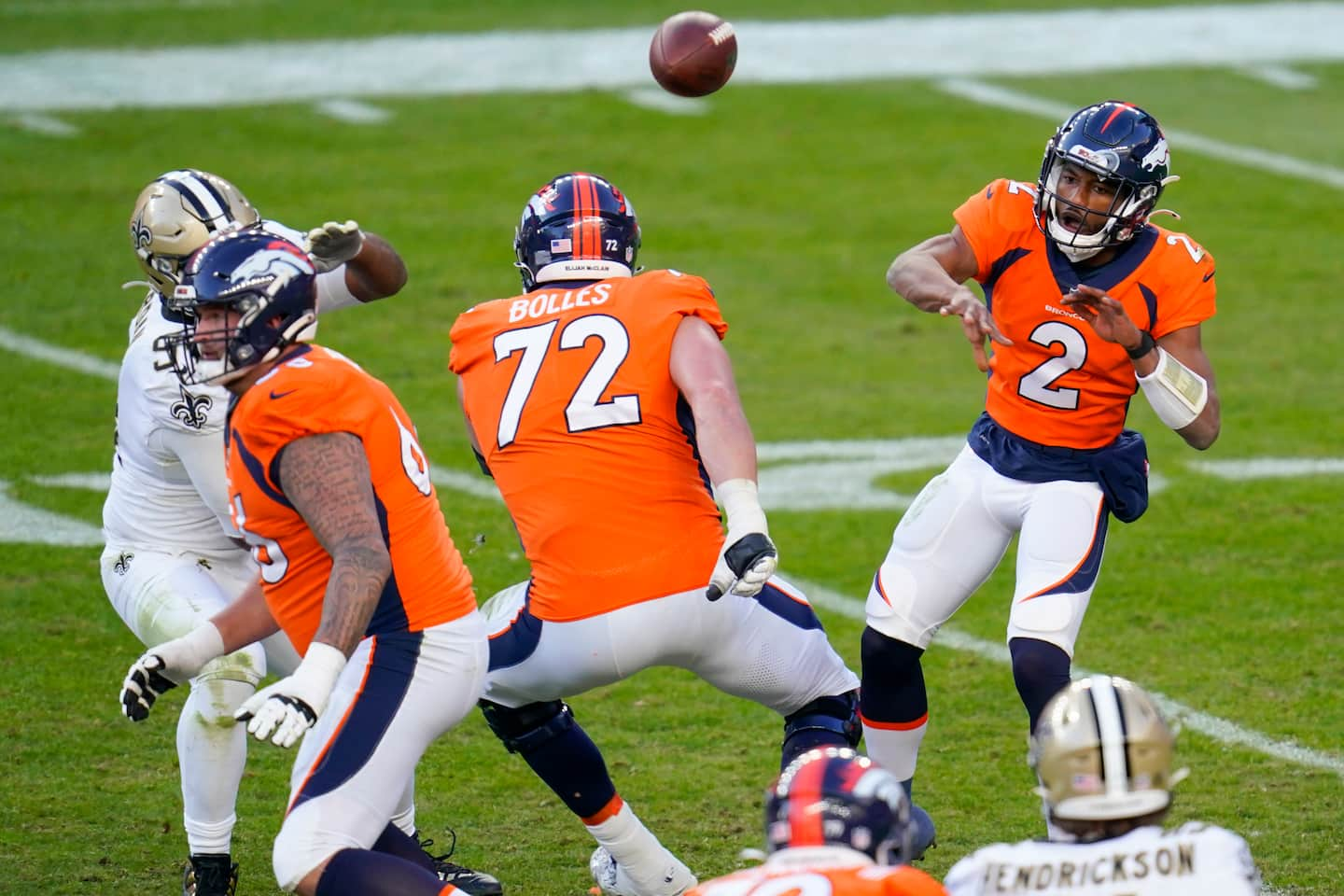 Why Broncos and Ravens were Treated Differently by the NFL