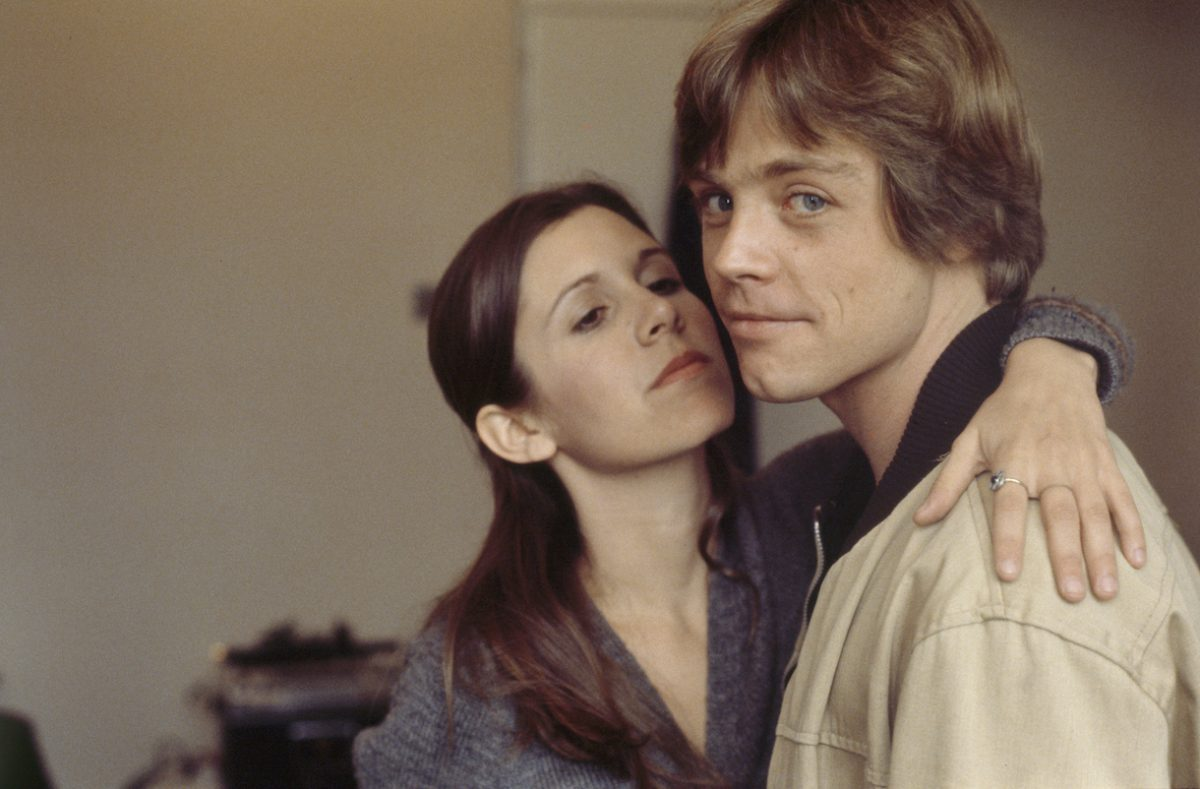 "Why Mark Hamill said Carrie Fisher was ""too much"" for him"