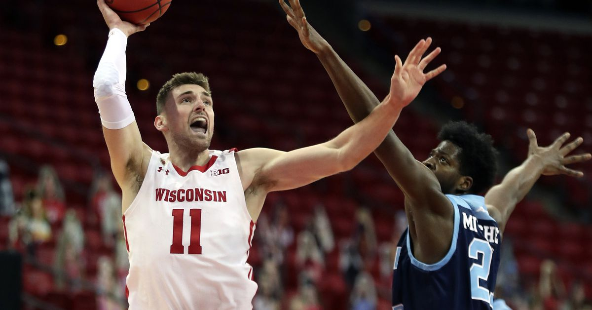 Wisconsin Badgers Men's Basketball Game vs Loyola (Chicago): How to watch, preview the game, and open the topic