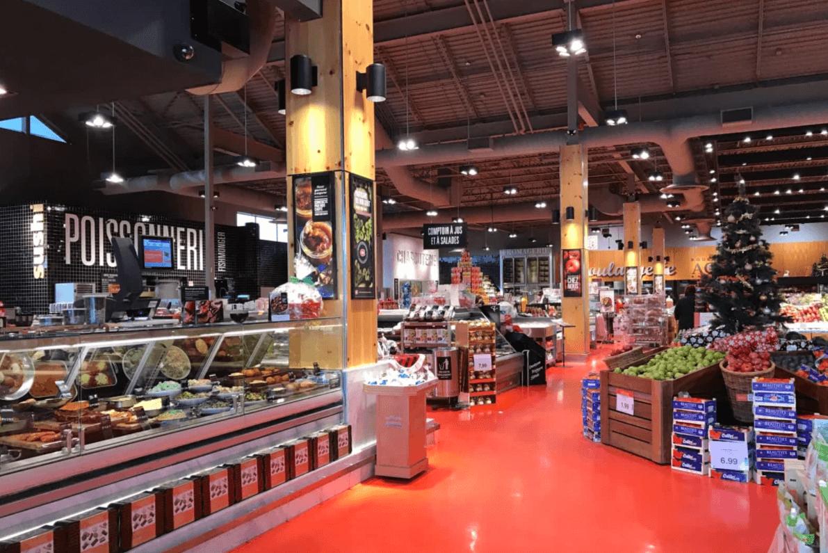 Corona Spreads faster at one of the Provigo Store